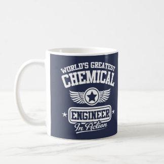 Der bestste chemische Ingenieur der Welt in der Kaffeetasse