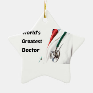 Der bestste Doktor Design der Welt Keramik Ornament