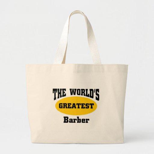 Der bestste Friseur der Welt Einkaufstaschen