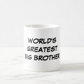 """Der bestste große Bruder-"""" Tasse """"der Welt"""