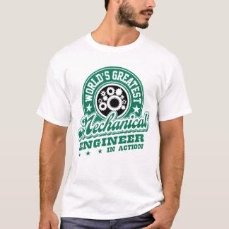 Der bestste Maschinenbauingenieur der Welt in der T-Shirt