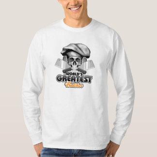 Der bestste Metzger v6 der Welt T-Shirt