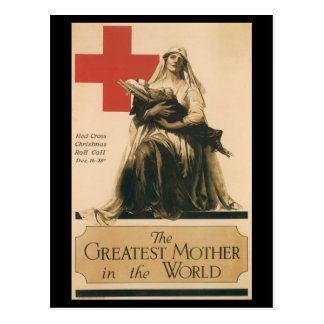 Der bestste Mutter-Zweite Weltkrieg Postkarte