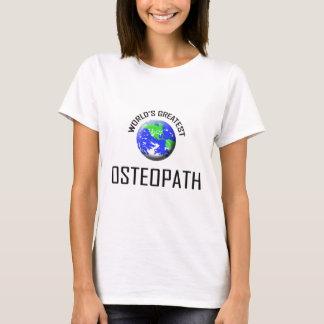 Der bestste Osteopath der Welt T-Shirt