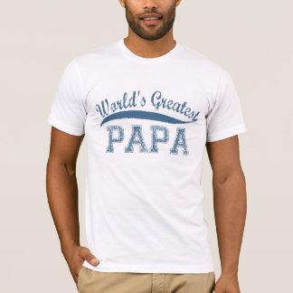 Der bestste Papa der Welt T-Shirt