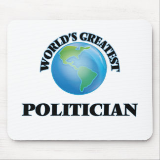 Der bestste Politiker der Welt Mauspad