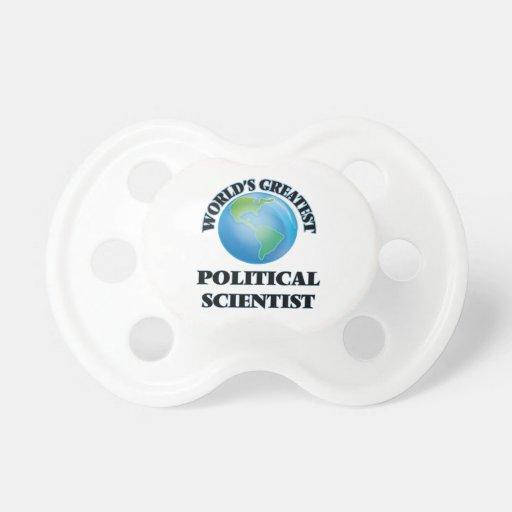 Der bestste politische Wissenschaftler der Welt Baby Schnuller