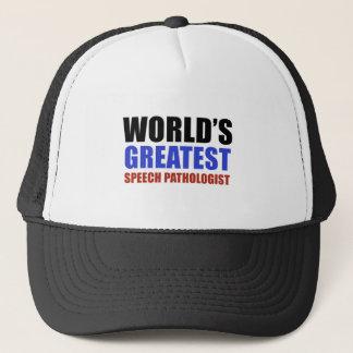 Der bestste Referent der Welt Truckerkappe