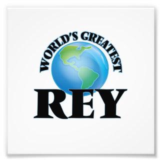 Der bestste Rey der Welt Fotodrucke
