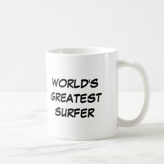 """Der bestste Surfer-"""" Tasse """"der Welt"""