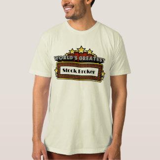 Der bestste Vermittler der Welt auf lager T-Shirt
