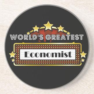 Der bestste Wirtschaftswissenschaftler der Welt Untersatz