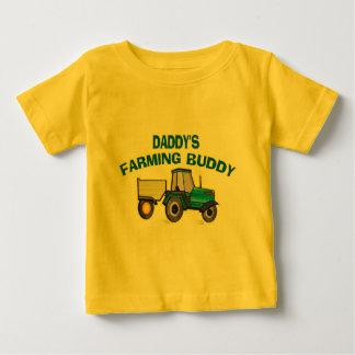 Der bewirtschaftenfreund des Vatis Baby T-shirt