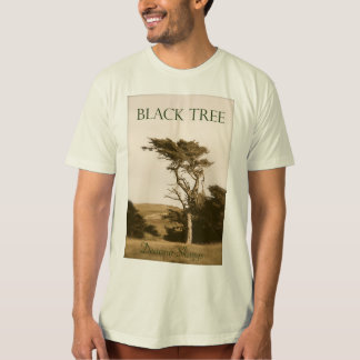 Der Bio T - Shirt der schwarzen Baum-Männer