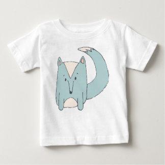 Der blaue Fox Baby T-shirt