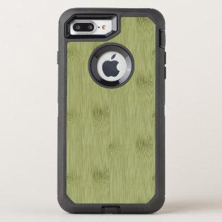 Der Blick des Bambusses im olivgrünen OtterBox Defender iPhone 8 Plus/7 Plus Hülle
