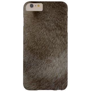 Der Blick des luxuriösen Siegel-Punkt-siamesische Barely There iPhone 6 Plus Hülle