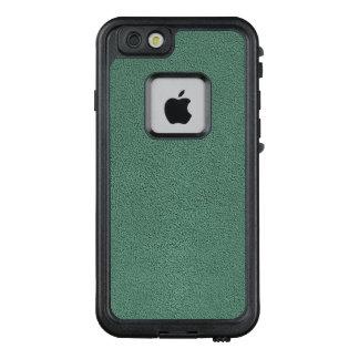 Der Blick gemütlich Jade-Grün-der aquamarinen LifeProof FRÄ' iPhone 6/6s Hülle