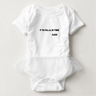 Der Boden Baby Strampler