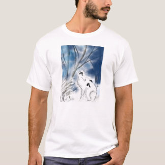 Der Borzoi T-Shirt