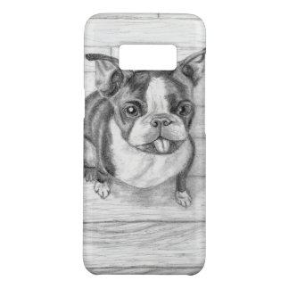 Der Boston-Telefon-Kasten Case-Mate Samsung Galaxy S8 Hülle