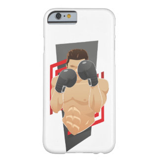 Der Boxer-kaum dort Fall Barely There iPhone 6 Hülle