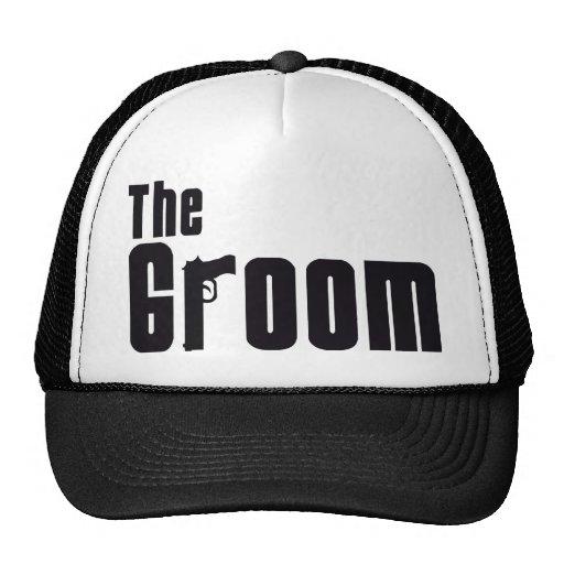 Der Bräutigam (Mafia) Mütze