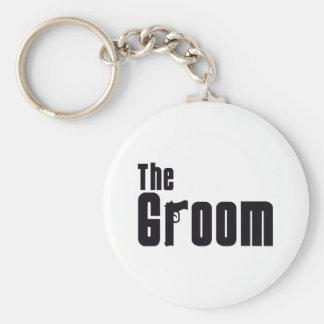 Der Bräutigam (Mafia) Schlüsselanhänger