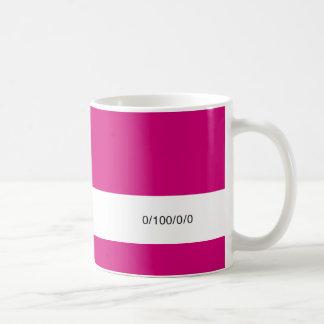 Der Brennstoff-Behälter 0/100/0/0 des Designers Kaffeetasse