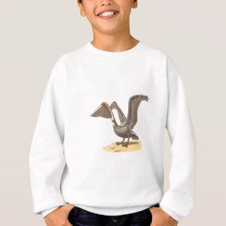 Der Brown-Pelikan(Pelecanus fuscus) Sweatshirt