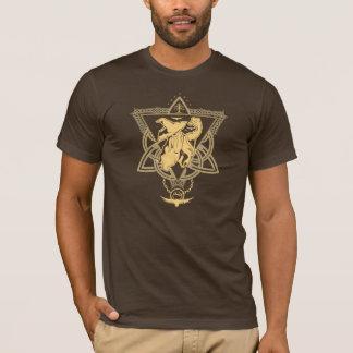 Der Brown-Zauberer T-Shirt