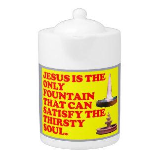 Der Brunnen, der die durstige Seele