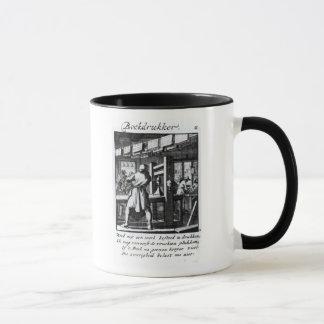 Der Buch-Drucker Tasse