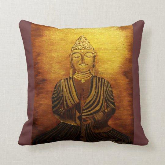 """""""Der Buddha""""  Orginalbild von Eva Borowski Kissen"""