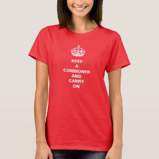 Der Bürger-T - Shirt der Frauen