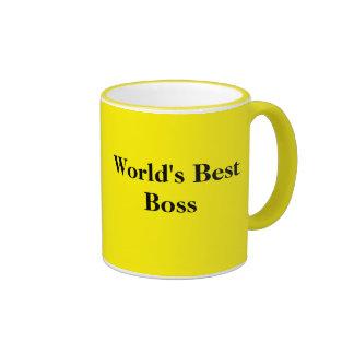 Der Chef-Kaffee-Tasse der Welt beste