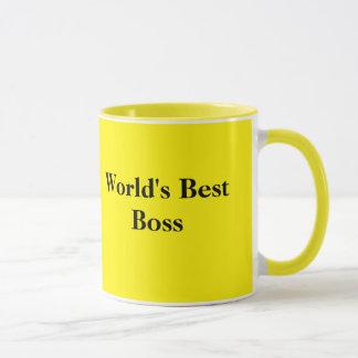 Der Chef-Kaffee-Tasse der Welt beste Tasse