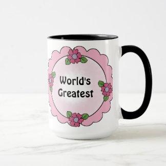 Der Chef-Kaffee-Tasse der Welt bestste Tasse