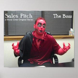 Der Chef Posterdruck