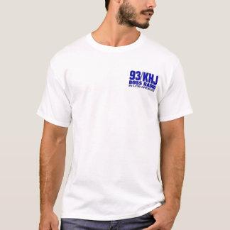 Der Chef-Radio der Männer T-Shirt
