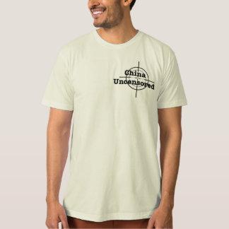 Der China-unzensierte T - Shirt