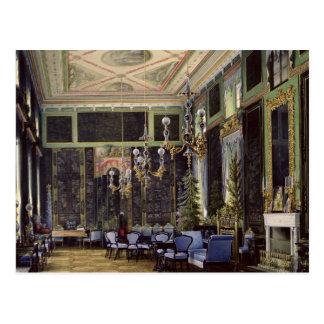 Der chinesische Raum im Großen Palais Postkarte