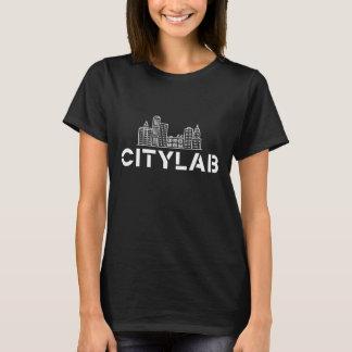 Der CityLab der Frauen T - Shirt: Schwarzes mit T-Shirt