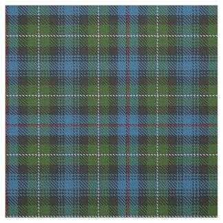 Der Clan-Mackenzie schottischer Tartan-kariertes Stoff