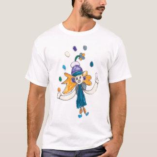 Der Clown des Veilchens T-Shirt
