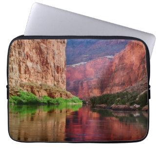 Der Colorado im Grand Canyon, AZ Laptopschutzhülle