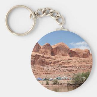 Der Colorado, Utah, USA Schlüsselanhänger