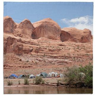 Der Colorado, Utah, USA Serviette