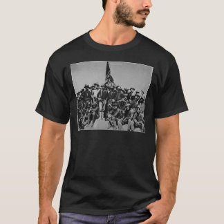 Der Colts Teddy Roosevelt Rough Riders 1898 des T-Shirt