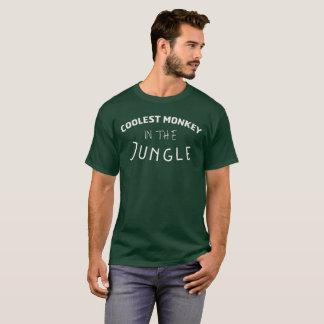 Der coolste Affe im Dschungel T-Shirt